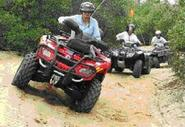 ATVs on Trails