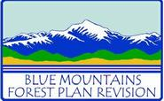 Blue Mountains Forest Plan Revision