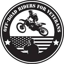 Off-Road Riders For Veterans Event logo image